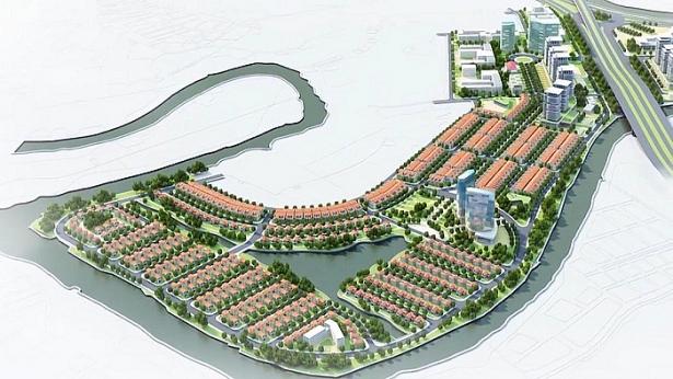 Đẩy nhanh triển khai khu đô thị Việt Đức Legend City