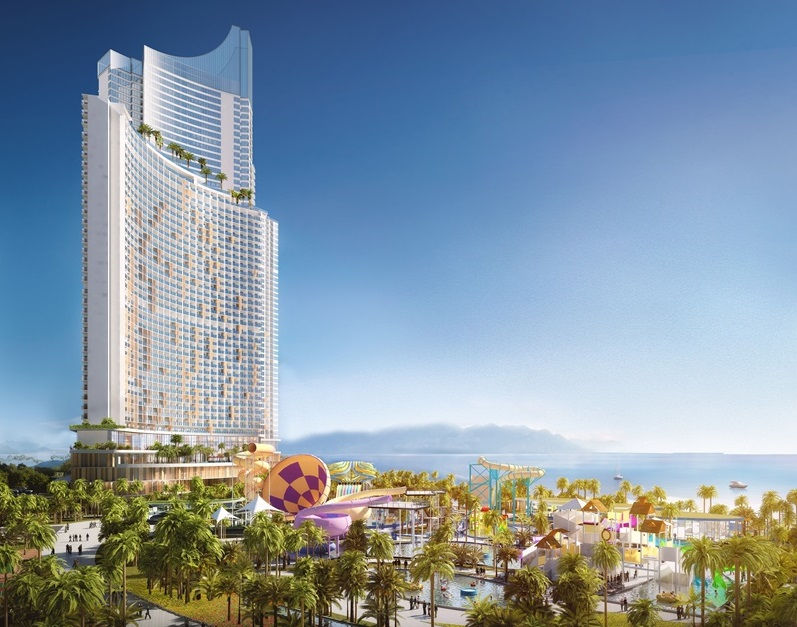"""SunBay Park Hotel & Resort Phan Rang: Hệ sinh thái """"thành phố"""" tiện ích"""