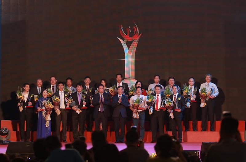 75 doanh nghiệp được trao Giải thưởng Chất lượng Quốc gia 2018