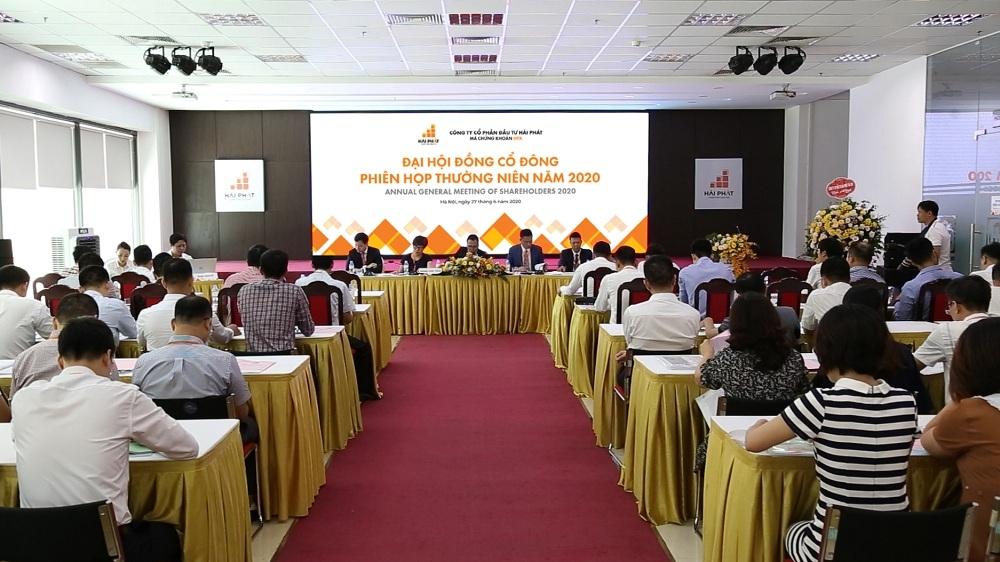 Đại hội đồng cổ đông Hải Phát: Đặt mục tiêu ổn định, an toàn hoạt động và lợi nhuận hợp nhất từ 350 - 400 tỷ đồng