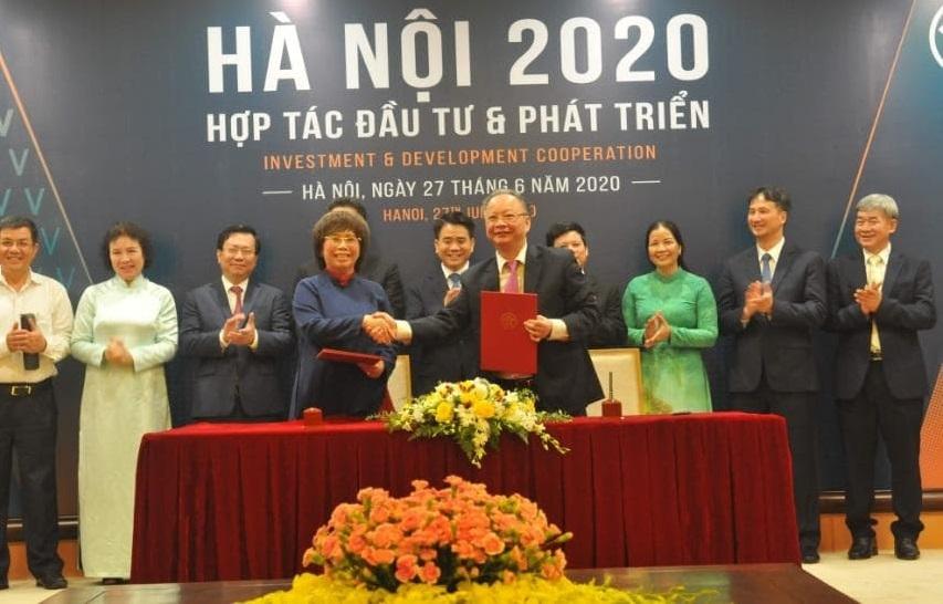 Tập đoàn TH dự kiến xây dựng khu nông nghiệp công nghệ cao tại Hà Nội