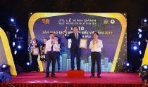 avland group duoc vinh danh top 5 san giao dich bat dong san tieu bieu viet nam nam 2019