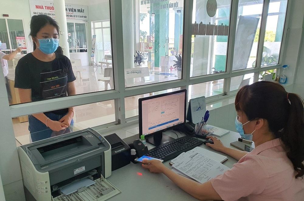 Từ 1/6, được sử dụng hình ảnh thẻ BHYT trên ứng dụng VssID trong khám chữa bệnh toàn quốc