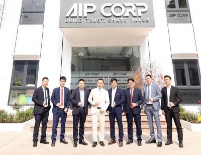 AIP CORP hướng tới trở thành nhà sản xuất sơn và phụ gia chống thấm hàng đầu