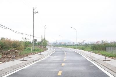 An Dương (Hải Phòng): Cơ bản hoàn thành 9 tiêu chí huyện nông thôn mới