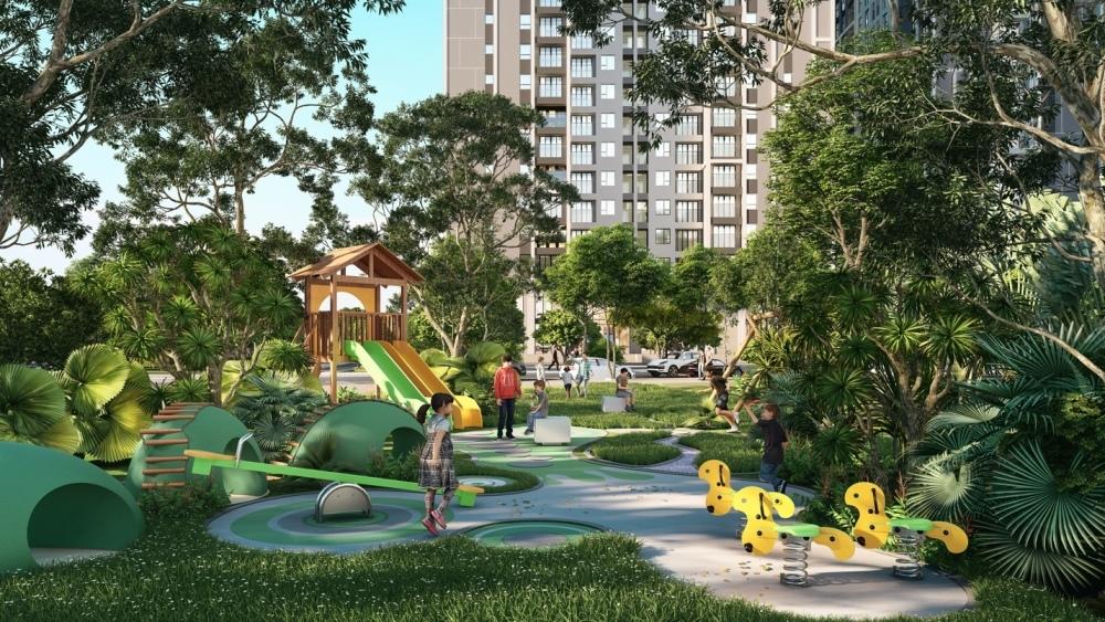 """Xu hướng nhà ở 2021: """"Dự án xanh"""" lên ngôi sau Covid-19"""