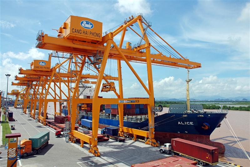 Đề án di dời khu bến cảng Hoàng Diệu, cảng biển Hải Phòng phù hợp quy hoạch