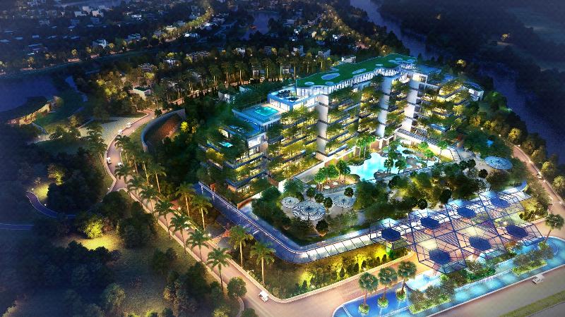 Forest in the Sky: Niềm tự hào của kiến trúc Việt
