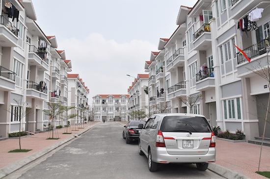 Thị trường nhà ở gắn liền với đất tại Hà Nội giảm mạnh trong quý 2/2018