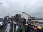 Tai nạn trên cao tốc TP Hồ Chí Minh – Long Thành – Dầu Giây làm 02 người thiệt mạng