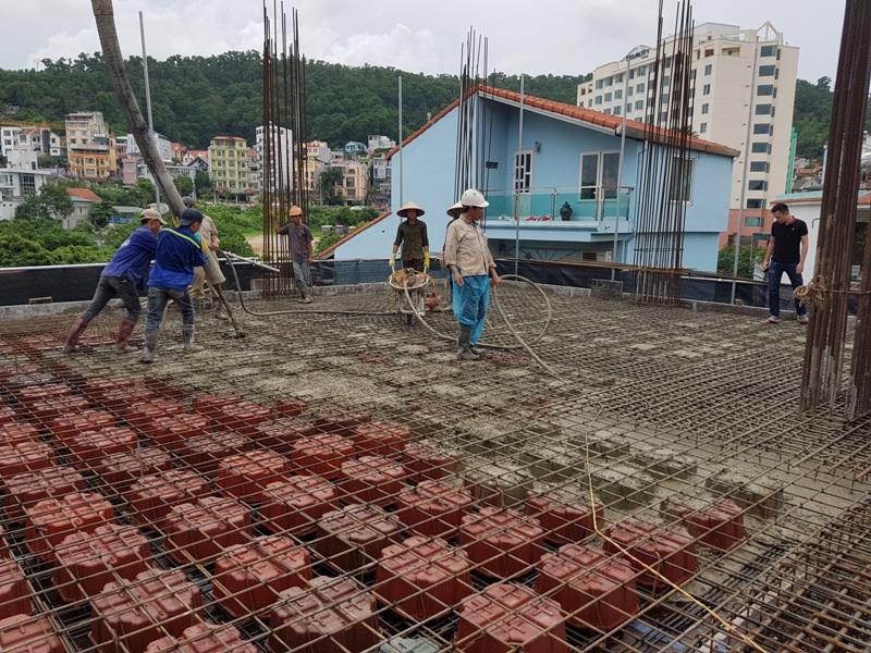 Công nghệ sàn bóng sản xuất trong nước lên ngôi trên công trình xây dựng