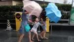 Trung Quốc: Thượng Hải sơ tán 190.000 người dân tránh bão Ampil