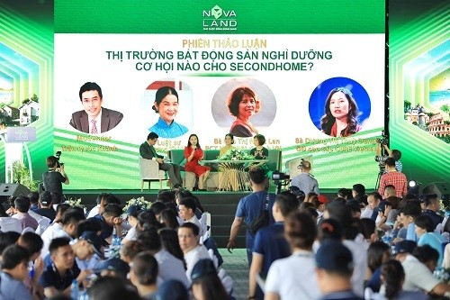 Thị trường second home Việt Nam mới ở giai đoạn sơ khởi