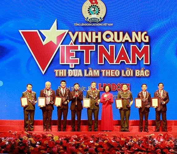 """Tập đoàn Mường Thanh tự hào đồng hành cùng chương trình """"Vinh quang Việt Nam"""""""