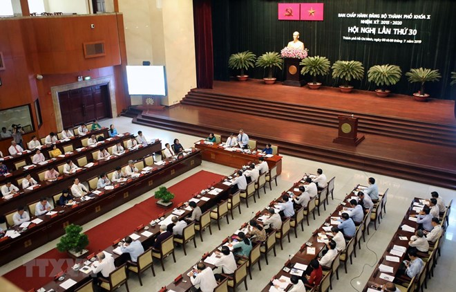 HCM City resolved to settle outstanding problems