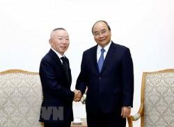 Vietnam facilitates Japanese firms' operations in Vietnam: PM
