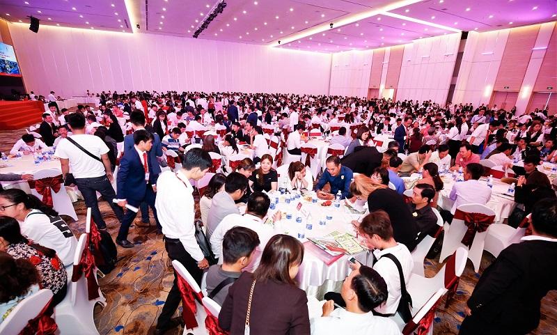 Cạnh tranh bằng tiện ích, Cát Tường Phú Hưng mở bán thành công đợt 4
