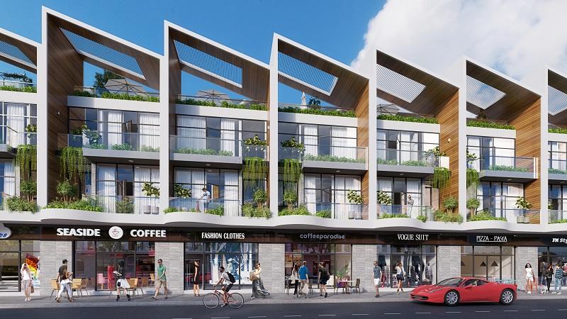 Sắp có phố mua sắm đẳng cấp cho du khách Đà Nẵng