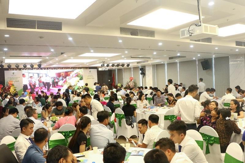 Sôi động tại buổi mở bán, Green Pearl tiếp tục hâm nóng thị trường Bắc Ninh