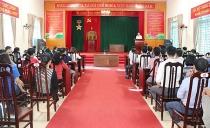 Thành phố Vĩnh Yên thực hiện đúng việc chi trả đất dịch vụ cho người dân tại xã Thanh Trù