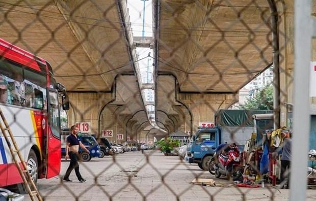 parking lots still a pressing problem for hanoi