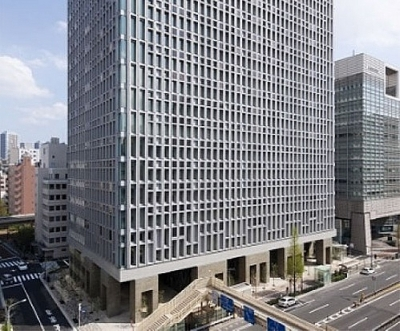 Japanese construction company Shimizu uses renewables for all electricity used at Head Office in Tokyo