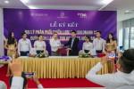 Quỳnh Chi Land chính thức trở thành đại lý phân phối chiến lược dự án TNR GoldMark City