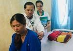 Cơn hen suyễn suýt giết chết người phụ nữ
