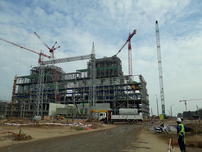 Hướng dẫn điều chỉnh giá hợp đồng EPC của Dự án Nhà máy nhiệt điện sông Hậu 1