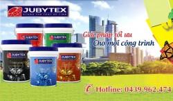 Jubytex - Nâng tầm chất lượng sơn Việt
