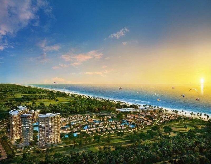 """Cơ hội có """"lợi nhuận kép"""" tại thị trường BĐS nghỉ dưỡng Cam Ranh"""