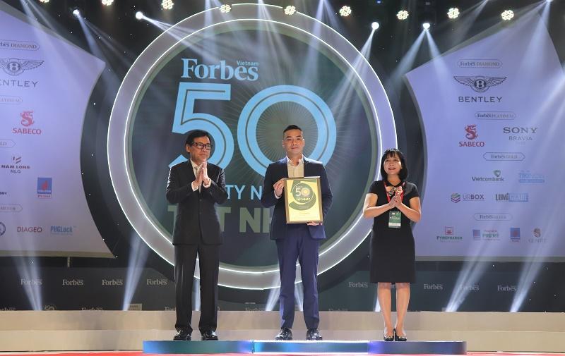 7 năm liên tiếp Masan Group thuộc Top 50 Công ty niêm yết tốt nhất Việt Nam