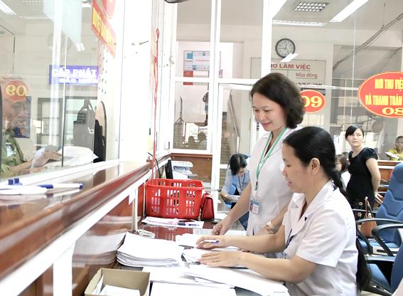 BHXH Thái Nguyên: Đảm bảo quyền lợi cho người có thẻ BHYT