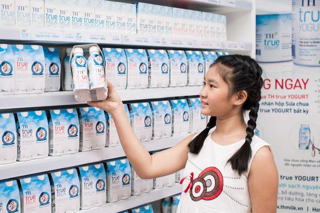 Những điều ít biết về hành trình làm sữa học đường của TH Truemilk