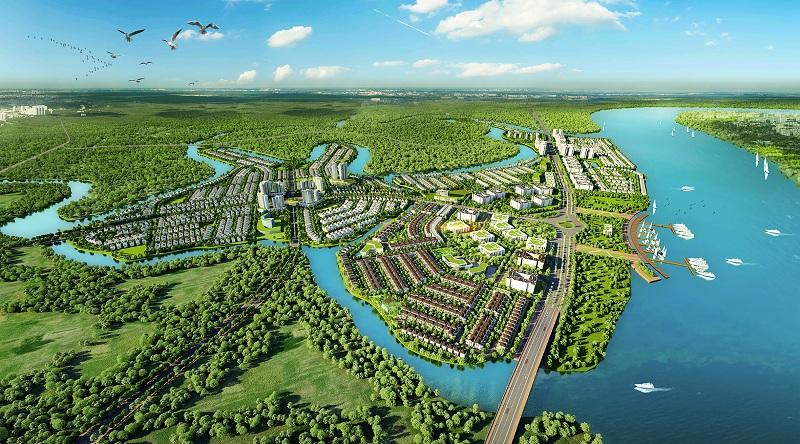 Xu hướng đầu tư bất động sản dịch chuyển về đô thị vệ tinh