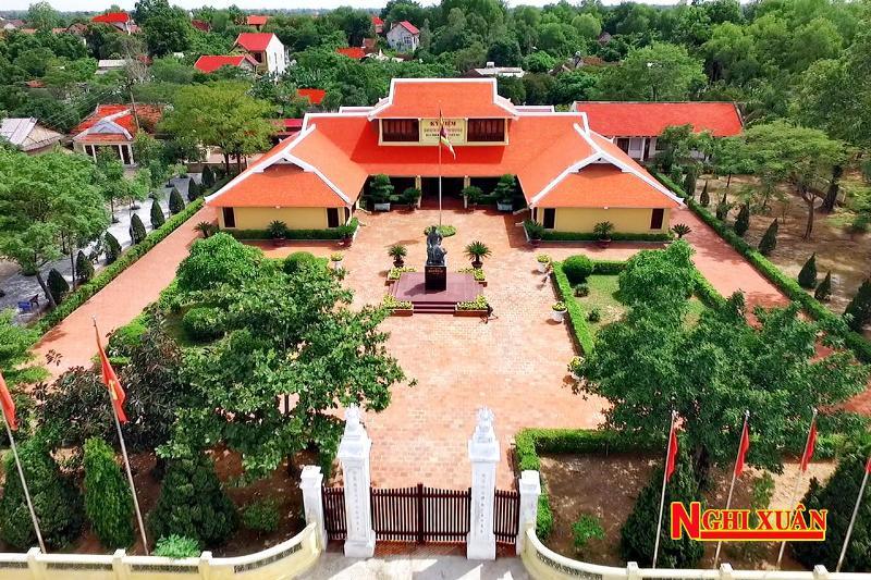 Hà Tĩnh: Huyện Nghi Xuân - 550 năm miền địa linh nhân kiệt