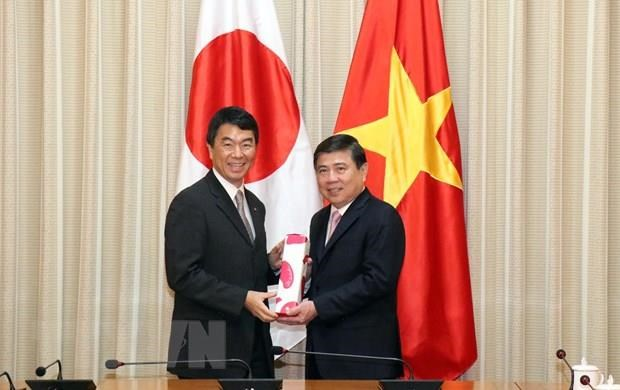 HCM City, Japan's Miyagi prefecture seek ways to deepen partnership