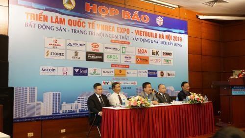 Vietbuild Hanoi 2019 to open next week