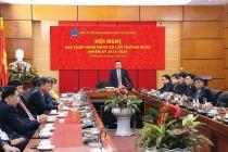 Chào mừng Đại hội đại biểu Đảng bộ Tập đoàn Dầu khí Quốc gia Việt Nam: Bản lĩnh vượt qua thử thách