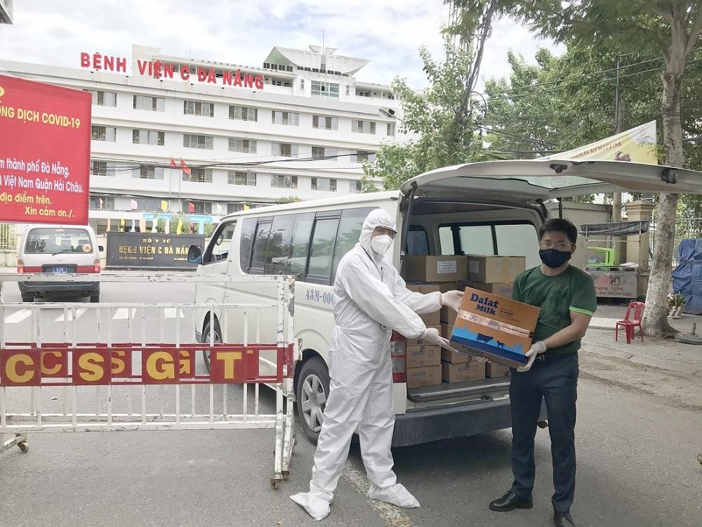 Đà Nẵng - Quảng Nam: Hàng nghìn người già, trẻ em cách ly đã được Dalatmilk tiếp sức giữa đại dịch Covid-19