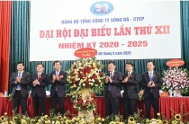 song da corporations party congress identify tasks in 2020 2025 term