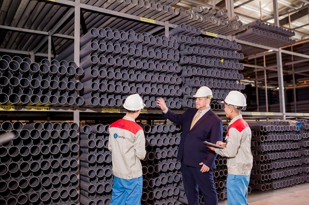 Giải mã sức mạnh Việt Nam bên trong ống nhựa EuroPipe