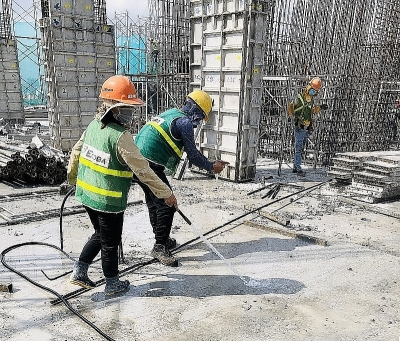 Strengthening measures to prevent and control Covid-19 epidemic on construction sites