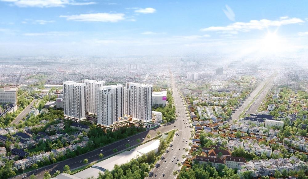 Moonlight Centre Point - Điểm sáng an cư và đầu tư tại Tây Thành phố Hồ Chí Minh