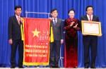 Tỉnh Long An đón nhận Huân chương Độc lập hạng Nhất
