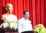 Chủ tịch Đà Nẵng kêu gọi cán bộ công chức không được phân tâm, giữ đúng định hướng và tập trung công việc xây dựng TP