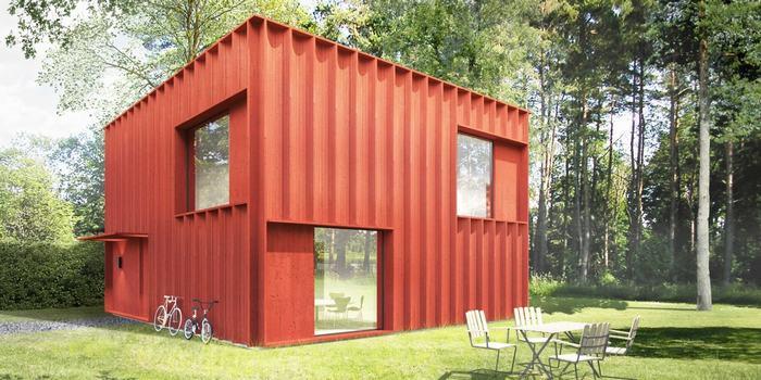 Ngôi nhà ở Thụy Điển được thiết kế bởi 2 triệu người