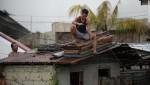 Siêu bão Mangkhut đã đổ bộ vào đảo Luzon của Philippines