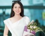 Huỳnh Thuý Vi mang 145kg hành lý lên đường thi Hoa hậu Châu Á – Thái Bình Dương