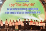 Tập đoàn Mường Thanh trao tặng 1000 suất học bổng cho học sinh 10 tỉnh miền núi phía Bắc